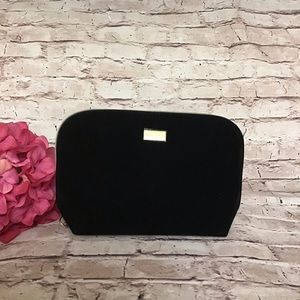 NWOT Black Velvet Giorgio Armani travel tote